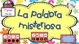 JUEGO: La Palabra Misteriosa (26-50) / GAME: The Secret Wo
