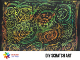 How To Make Your Own Scratch Art