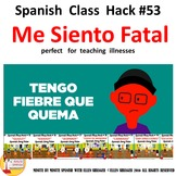 Spanish Song for Feeling Sick and Illnesses