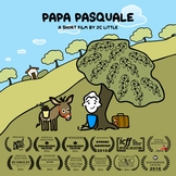 Papa Pasquale - The animated story of an Italian immigrant.