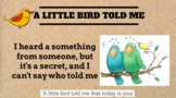 Animal Idioms 3