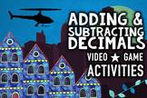 Adding and Subtracting Decimals with Decimal Place Value:
