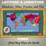 "Latitude and Longitude ""Video"""