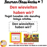 "07_German Class Transition Video ""Date"" for CI TCI TPRS -"