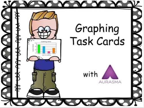 Augmented Reality MATH Task Cards Using Aurasma - Graphing