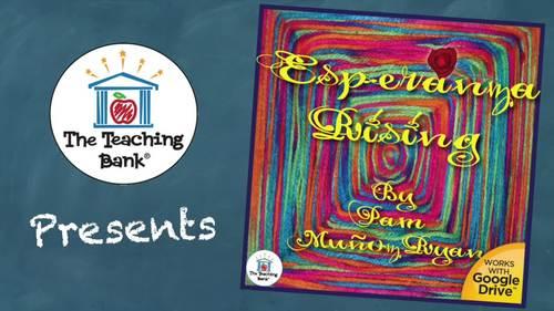 Esperanza Rising Novel Study Book Unit