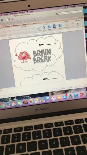 Brain Break Passes