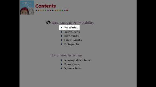Data Analysis & Probability: Probability - MAC Gr. PK-2