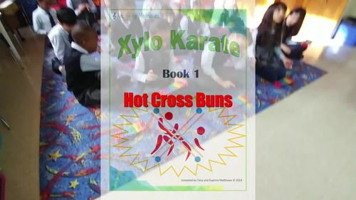 Xylo Karate Book 1