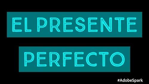Spanish Present Perfect Video