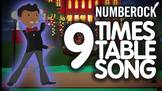 Skip Counting by 9 Song: Learning the 9 Times Tables & Mul