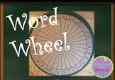 Word Wheel - A Challenging Word Game