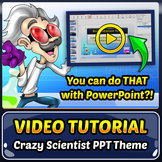 Video Tutorial - How to Customize the Crazy Scientist Powe