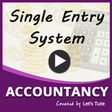 Accounts | Single Entry System