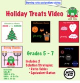 Holiday Treats (Starring Ratios and Problem-Solving)
