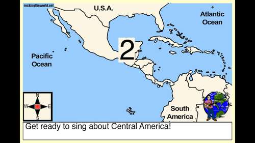 Rocking the World: The Central America Song