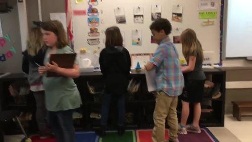 ALL YEAR: 3rd Grade Journeys: Vocabulary Scavenger Hunt ©  2014