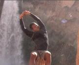 Yoga Brain Break at Havasupi Falls Grand Canyon