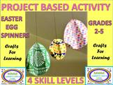 Crafts for Learning Egg Spinners- Following Directions/Wri