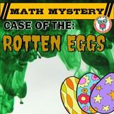 Easter Math Mystery (Grades 2-6 Fun Easter Activity + Spri