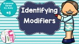 Identifying Modifiers - Grammar Series by Jivey #8