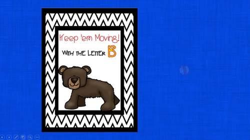 Alphabet Activities Letter of the Week Bundle A-Z