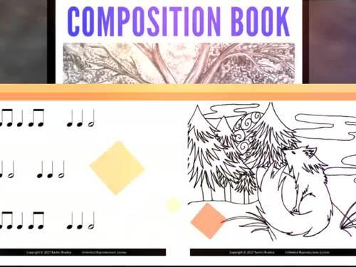 Beginner Music Composition Book