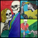 Skeletal Illustrations