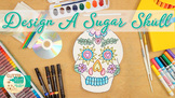 Day of the Dead: Sugar Skull Art Project & Roll-A-Dice Gam