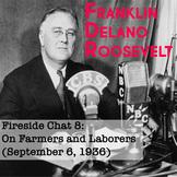 FDR's Fireside Chat #8