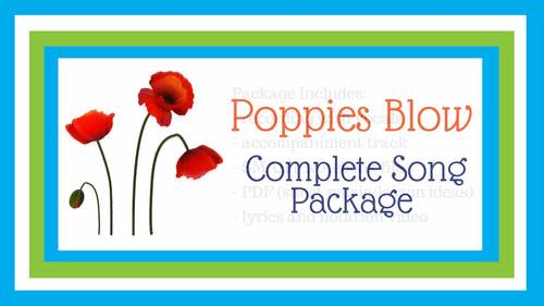 """Original Song for Remembrance Day 