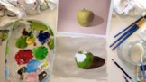 LESSON #11: Painting an Apple
