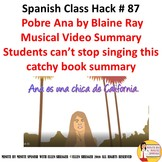Musical Video of Summary of Blaine Ray's book, Pobre Ana!