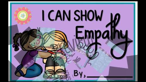 Empathy Activity:  Empathy Mini Book