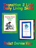 DLS-Transition2Life - Daily Living Skills trailer