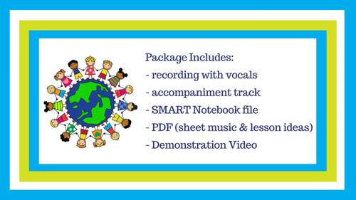 "Anti-Bullying/Friendship | ""Peace, Love and Harmony"" 