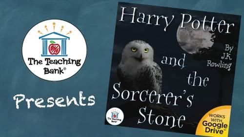 Harry Potter and the Sorcerer's Stone Novel Study Book Unit