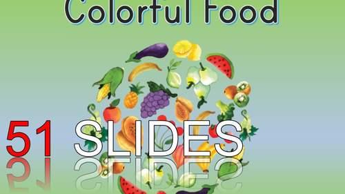 Food Interactive Powerpoint Lessons ❘ Kindergarten Food Unit.