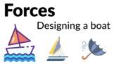 Forces - Designing the best boat [Grades 3, 4, 5]
