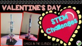 Valentine's Day STEM Challenge: Cards in the Clouds Video