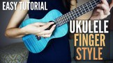 Lesson 1: How To Play Fingerstyle on Ukulele ~ EASY