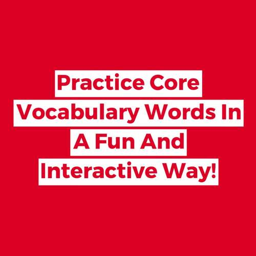 "Core Vocabulary Adapted Book:  ""Hen Says When"""