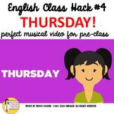 English ESL ELL EFL ELD ESOL Transitional Video Thursday f
