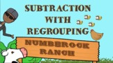 Subtraction with Regrouping Song & Video ♫♪ by NUMBEROCK