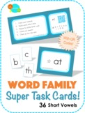 Word Family Super Task Cards! – How-To Video