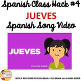 Spanish Class Hack #50 Jueves - for a TCI, CI and 90% Targ