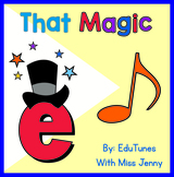 "Silent E Video: ""That Magic E"" FREEBIE"