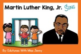 Martin Luther King Jr. Song / Music Video - Great Black Hi