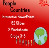 Describing People and Countries Video Lesson: Music, Sound