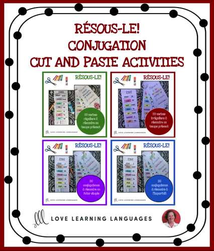 French Primary Resources - BUNDLE